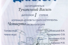 Обрії класики Тучапський