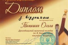 Тимишин 2019